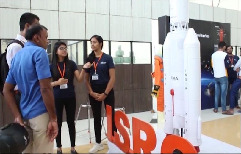 અમદાવાદ - તરંગ 2019 સ્પેસ અને સાયન્સ ફેસ્ટનું આયોજન