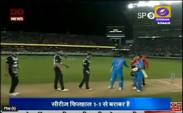 ભારત-ન્યૂઝીલેન્ડ વચ્ચે આજે હેમિલ્ટનમાં ટી-20 શ્રેણીની ત્રીજી અને છેલ્લી મેચ