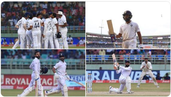 વિશાખાપટ્ટનમ ટેસ્ટઃ ભારતની પકડ મજબૂત, જીતથી 2 વિકેટ દૂર