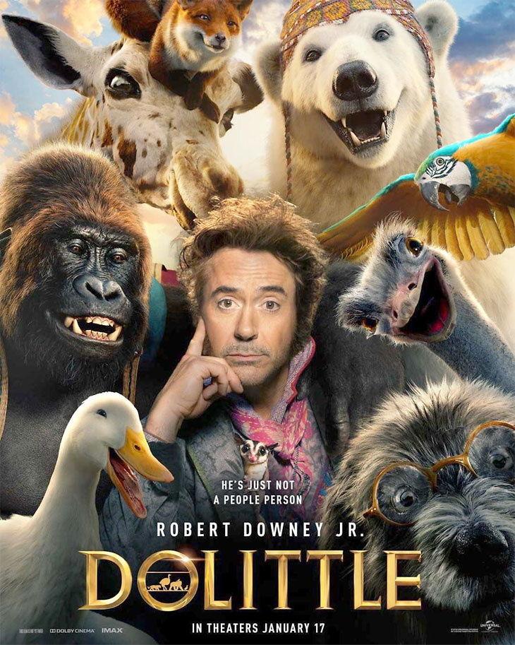 હવે રોબર્ટ ડાઉની 'ડુ લિટલ' ફિલ્મમાં જોવા મળશે