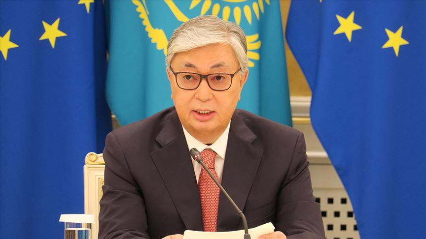 કઝાકિસ્તાનના કાસિમ જોમાર્ટ તોકાયેવ રાષ્ટ્રપતિની ચૂંટણીમાં 70 ટકા મતોથી વિજય થયા