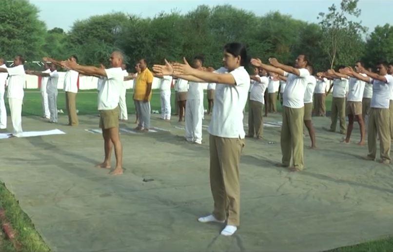 21 જૂને વિશ્વ યોગ દિવસની ઉજવણી, વડોદરામાં યોગ તાલીમ શિબિર