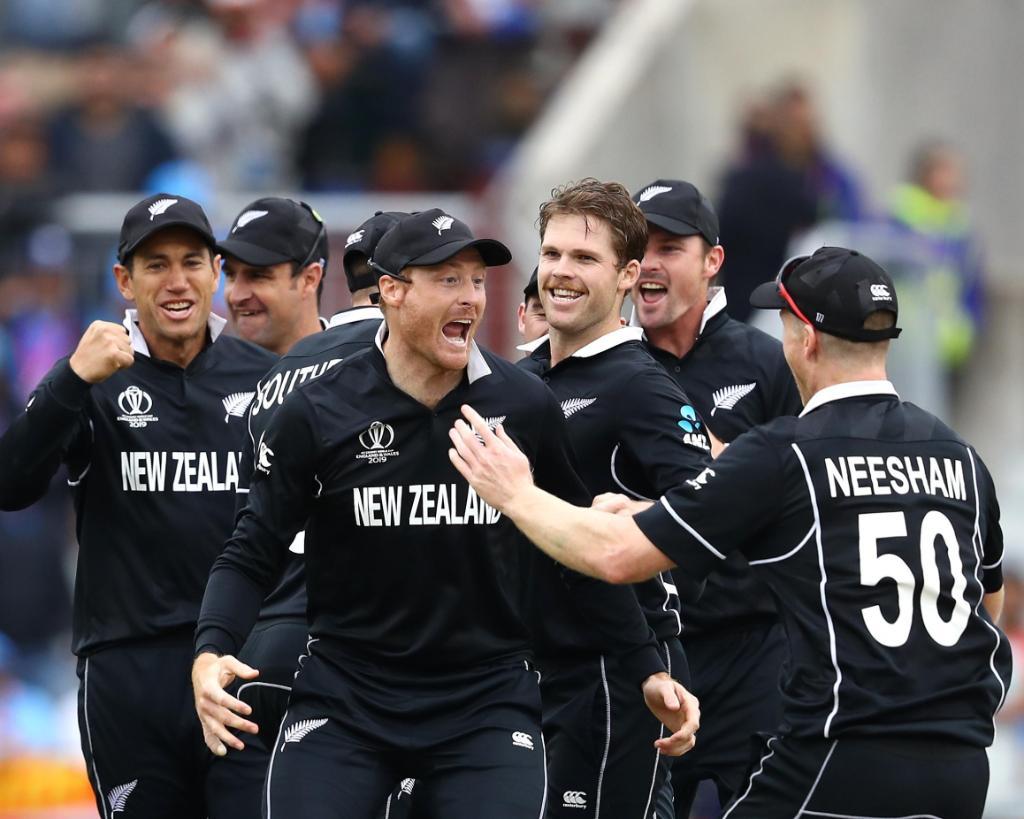 વર્લ્ડ કપ 2019: ન્યૂઝીલેન્ડ પહોંચ્યું ફાઈનલમાં, ભારતને 18 રને હરાવ્યું