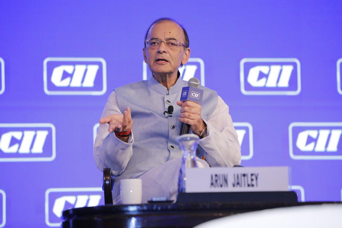 ભારતની અર્થવ્યસ્થા તેજીથી  આગળ વઘી રહી છે :  અરુણ જેટલી