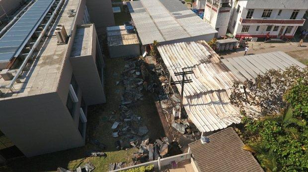 બ્રાઝિલઃ ફૂટબૉલ ક્લબમાં આગ લાગતાં 6 યુવા ખિલાડીઓ સહિત 10ના મોત