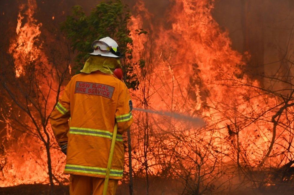 Australia : બુશફાયર ઉપર મોટા પાયે મેળવવામાં આવ્યું નિયંત્રણ