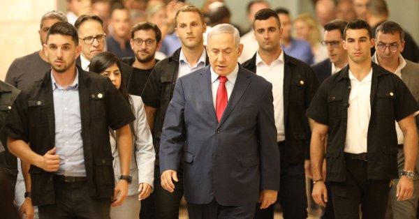 ઈઝરાયેલમાં ફરી થશે ચૂંટણી, નેતન્યાહૂ ગઠબંધન બનાવવામાં અસફળ