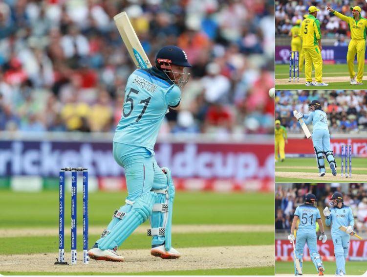 ક્રિકેટ વિશ્વકપઃ ઓસ્ટ્રેલિયા બહાર, ઈંગ્લેન્ડ અને ન્યુઝીલેન્ડ વચ્ચે રવિવારે ફાઇનલ
