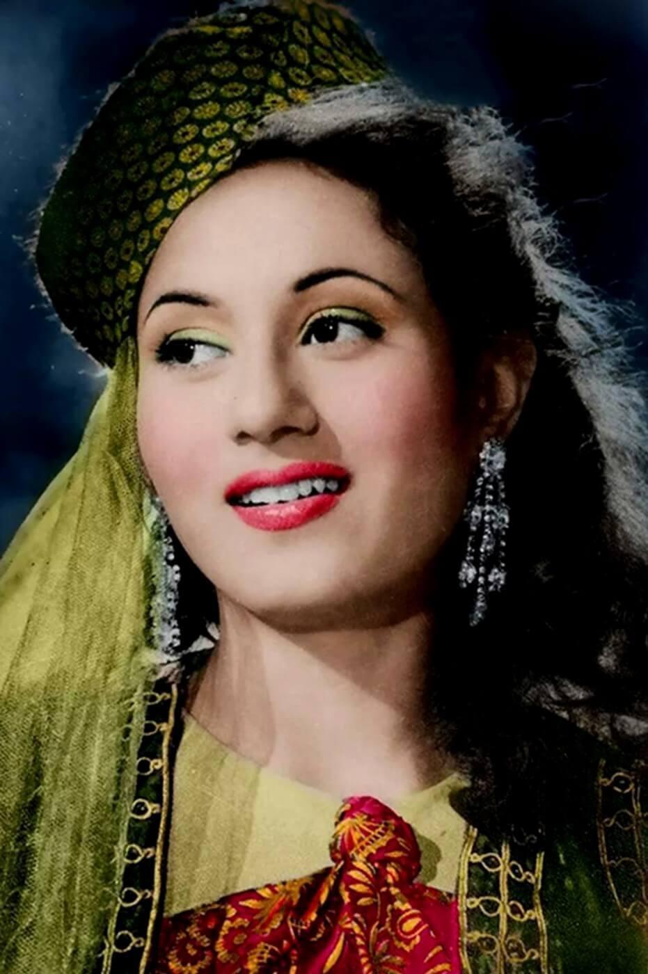 આજે બોલીવુડના જમાનાની સદાબહાર અભિનેત્રી મધુબાલાની જન્મજયંતી