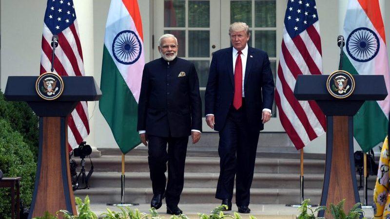 ભારત અને અમેરિકા વચ્ચે વેપાર પ્રતિનિધિમંડળ સ્તરની વાતચીત
